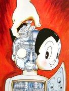 Astro Boy. Este dispensa apresentações...